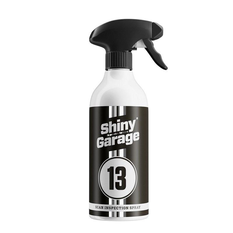 Shiny Garage Scan Inspection Spray 500ml (Płyn inspekcyjny) - GRUBYGARAGE - Sklep Tuningowy